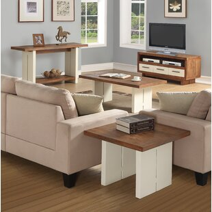 Thousand Oaks 3 Piece Coffee Table Set By Marlow Home Co. | Free ...