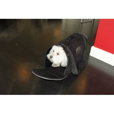Aussie Pet Carrier Abo Gear Color: Black