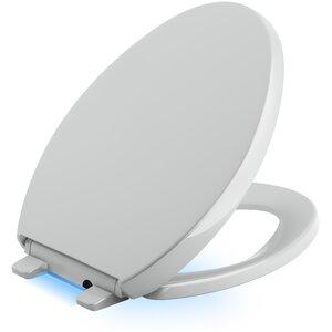 light grey toilet seat. Save to Idea Board Grey Toilet Seats You ll Love  Wayfair