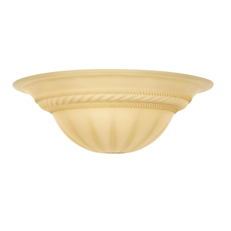 15 88 Glass Bowl Lamp Shade