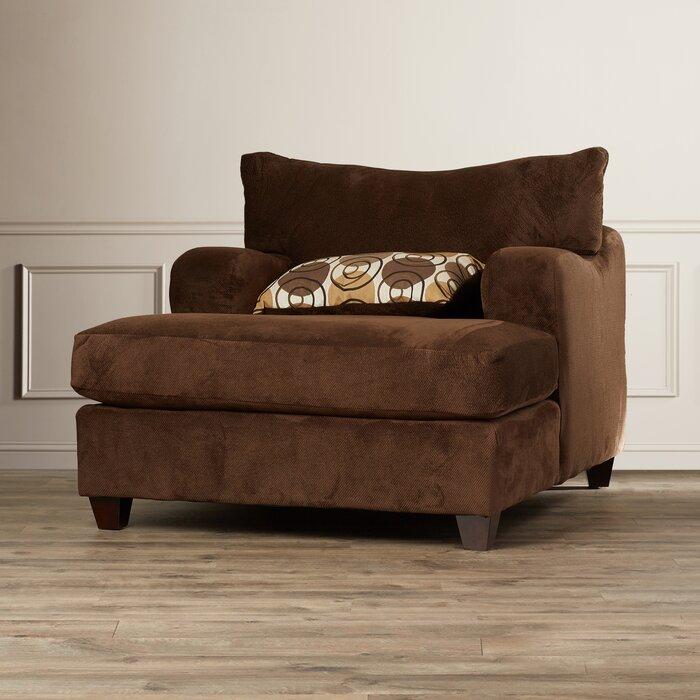 Darby Home Co Bonaparte Chair And A Half Wayfairca