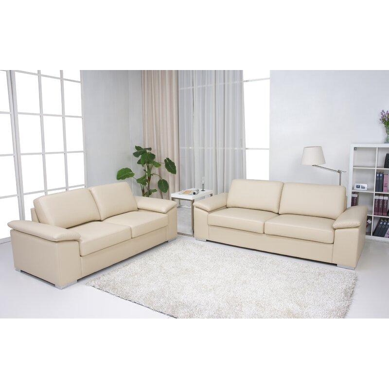 Gold Sparrow Hampton Configurable Living Room Set