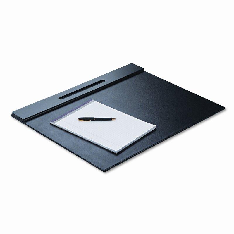 Rolodex Rolodex Wood Tones Desk Pad Amp Reviews Wayfair