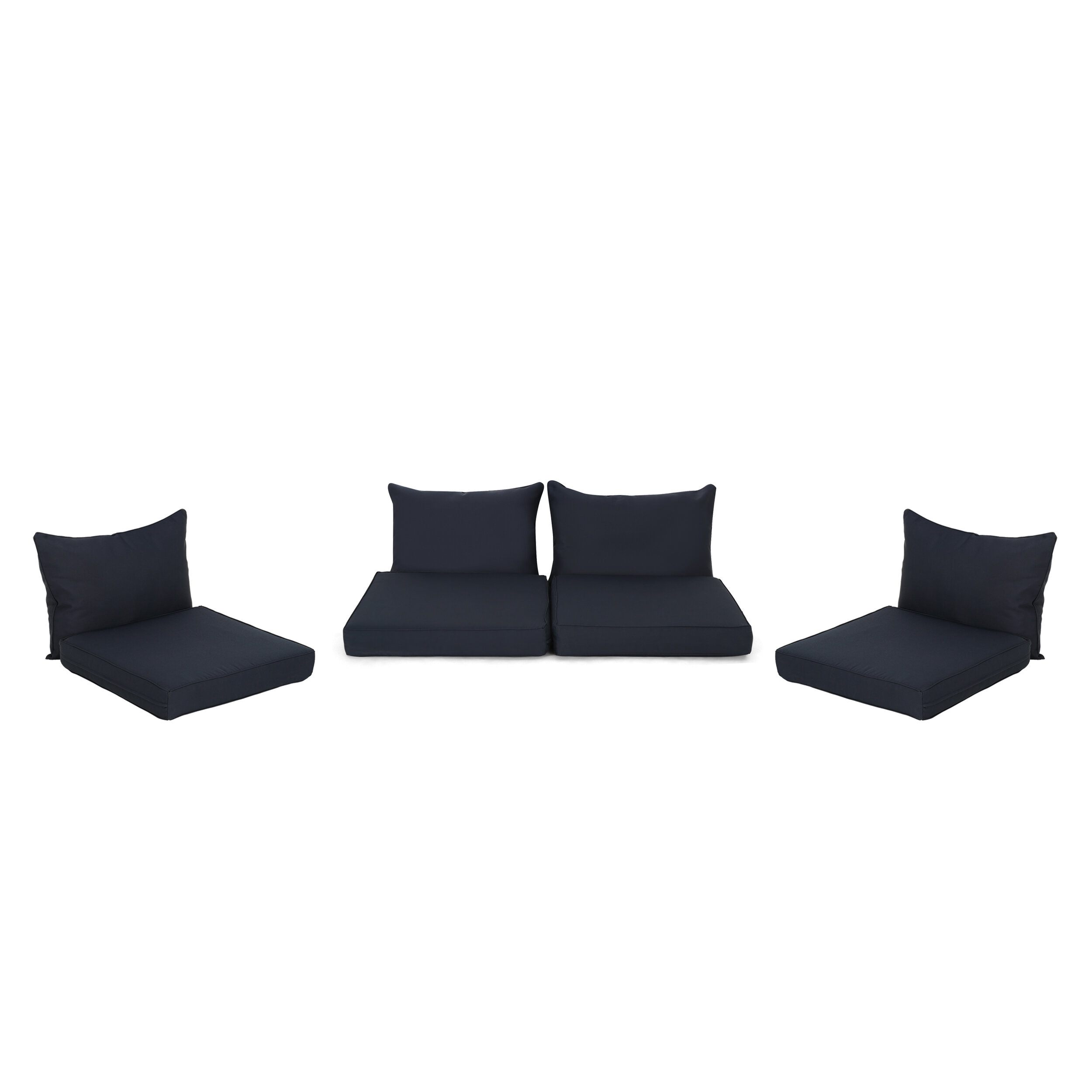 Amazing Outdoor Loveseat And Lounge Chair Cushion Creativecarmelina Interior Chair Design Creativecarmelinacom