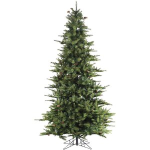 Southern Peace Pine 10' Green Artificial Christmas Tree with Stand