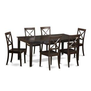 Forada 7 Piece Dining Set