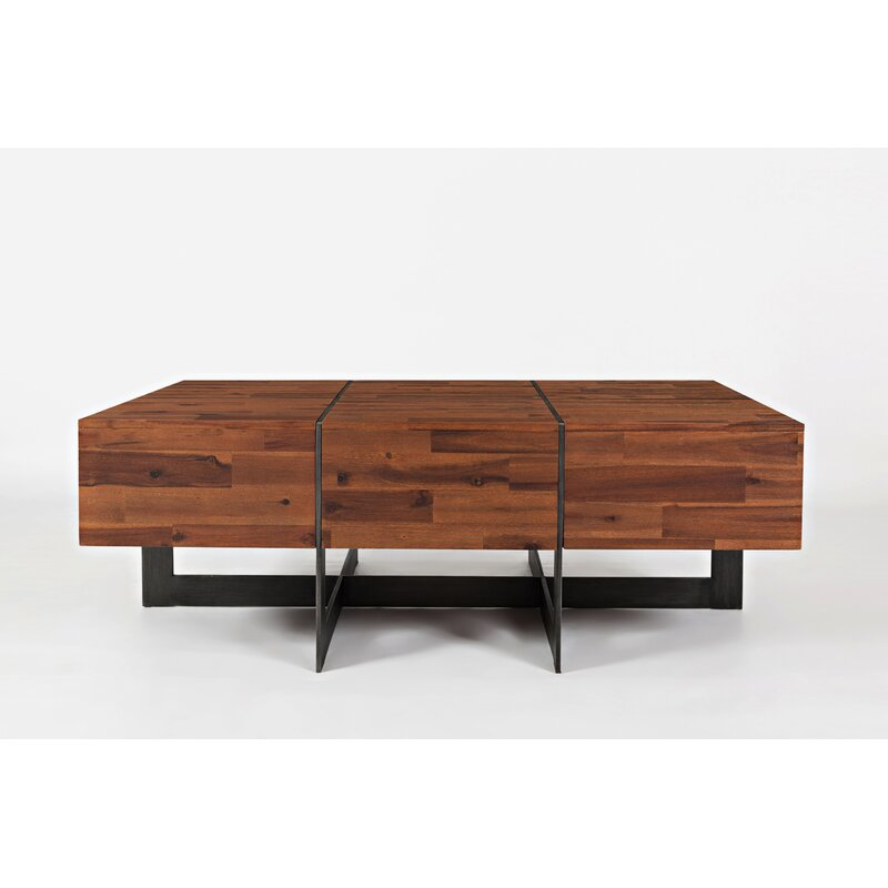 17 Stories Goncalo Floating Coffee Table & Reviews