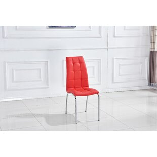 Nasim Upholstered Dining Chair (Set Of 2) Great price