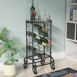 Freestanding Wine Rack Wayfair