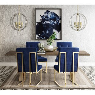 Alvaro 5 Piece Dining Set