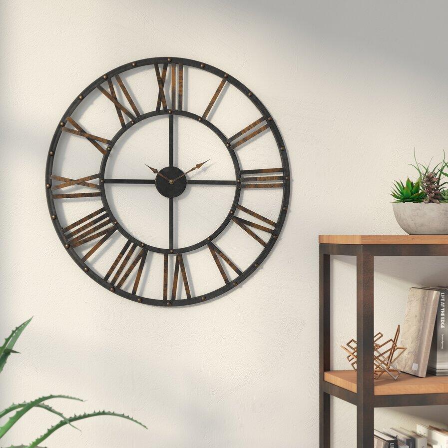 wall clocks birch lane