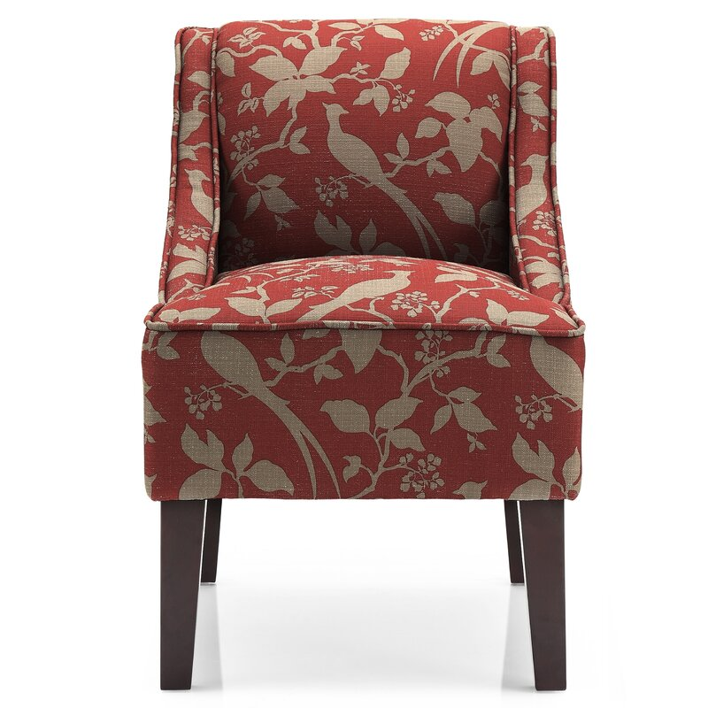 Adams Swoop Armchair
