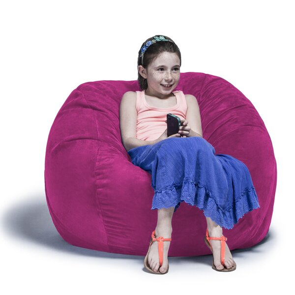 Kids Bean Bag Chair Amp Reviews Allmodern