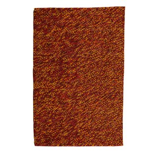 Felt Pebble Rustic Area Rug by TheRealRugCompany