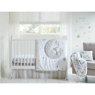 Laurent Lucky Star 4 Piece Crib Set (Set of 4) 0b5519c03c