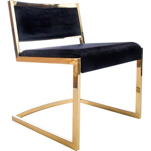 Clayton Gold Dining Chair (Set of 2) by S..