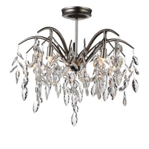 Napan 5-Light Crystal Chandelier
