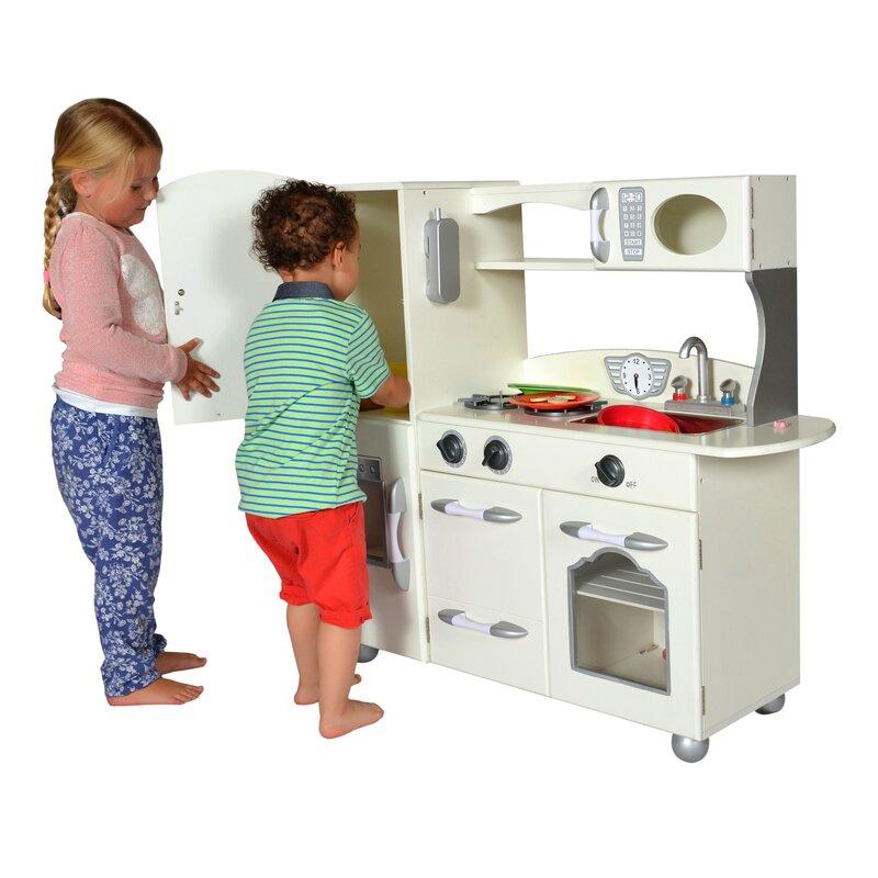 Teamson Kids Kinderküche Teamson & Bewertungen | Wayfair.de