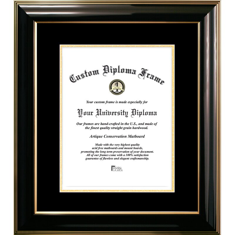 Campus Images Classic Mats Picture Frame Wayfair