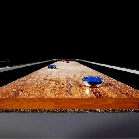 Arcade 9u0027 Shuffleboard Table