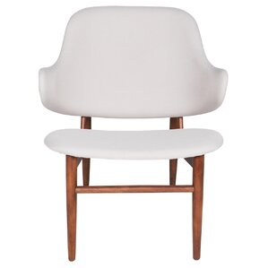 Cameo Curve Wingback Chair by Joseph Allen