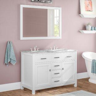 Double Vanity 48 Inches. Save to Idea Board 48 Inch Bathroom Vanities You ll Love  Wayfair