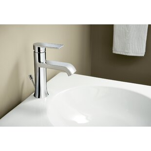 Genta Bathroom Faucet With Drain Assembly