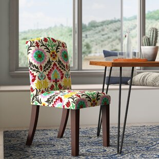 Erick Darling Arched Dining Side Chair