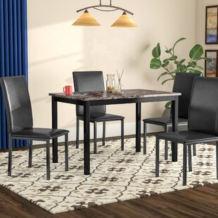 Noyes 5 piece Dining Set