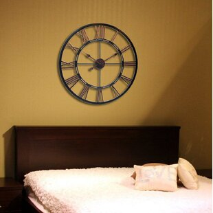 Wall Clocks You'll   Wayfair on small bathroom walls, bathroom design walls, bed walls, decorating beach house, home decor walls,