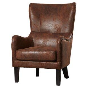 Gordon High Back Wingback Chair