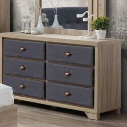 Anchor 6 Drawer Chest Of Drawers