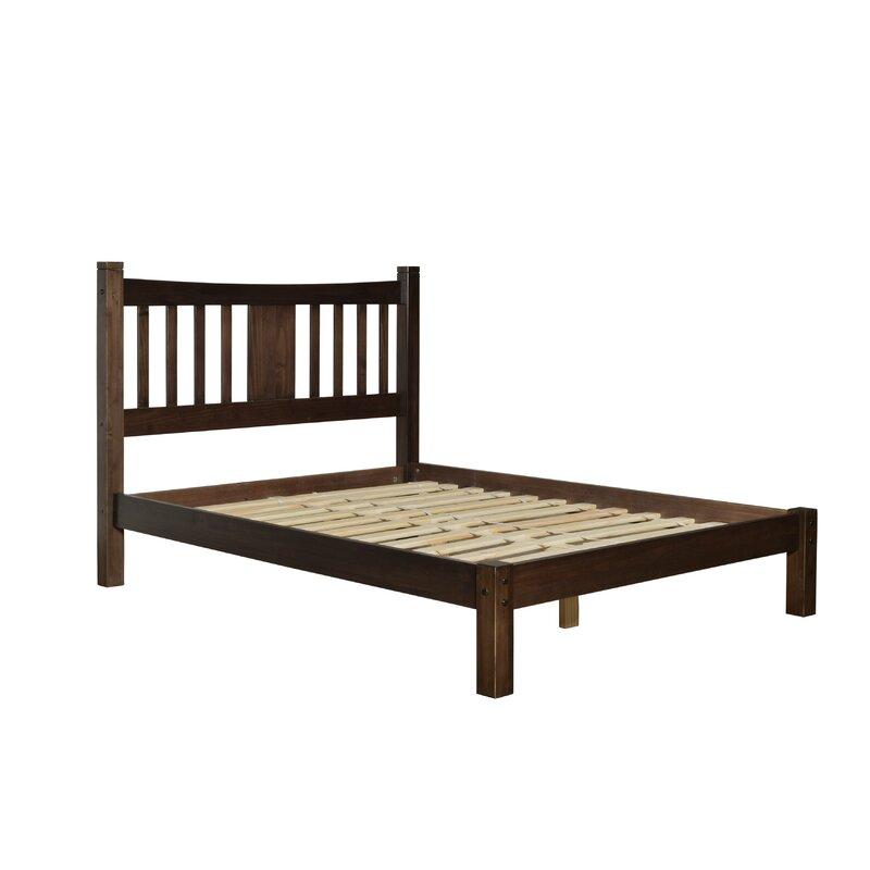 Grain Wood Furniture Shaker Platform Bed Amp Reviews Wayfair