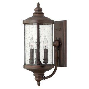 Barrington 3-Light Outdoor Sconce
