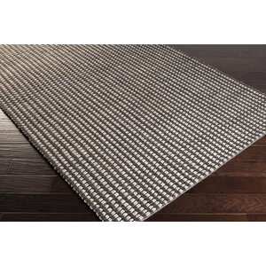Stanford Charcoal/Ivory Area Rug