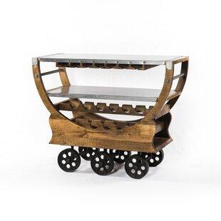 Romanowski Bar Cart Amazing