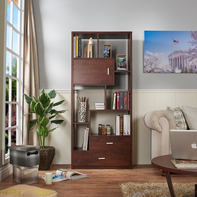 bookcase for living room.  Cube Storage You ll Love Wayfair