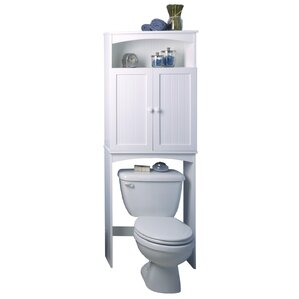 Beautiful Over The Toilet Storage Cabinets | Wayfair