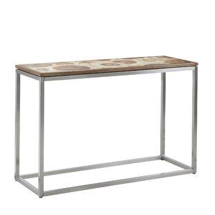 Modern Chrome Console Tables Allmodern