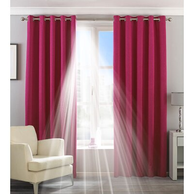 Pink Curtains You Ll Love Wayfair Co Uk