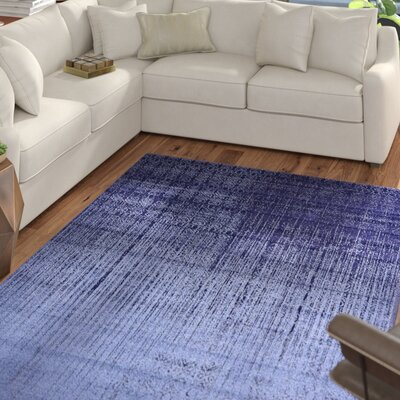 Blue Abstract Rugs You Ll Love Wayfair
