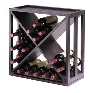 Thorndike 24 Bottle Tabletop Wine Rack