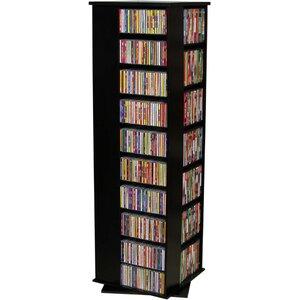 Entertainment 1160 CD Multimedia Revolving Tower