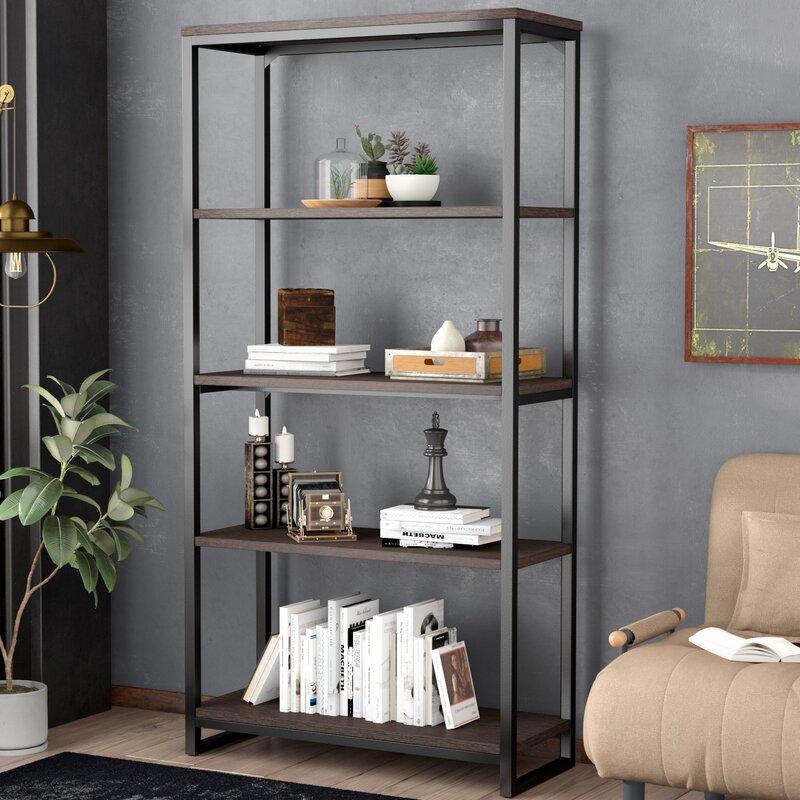 Moriann Etagere Bookcase & Reviews