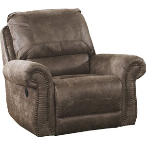 Evansville Manual Swivel Glider Recliner