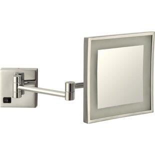 Swing Arm Mirrors You Ll Love Wayfair