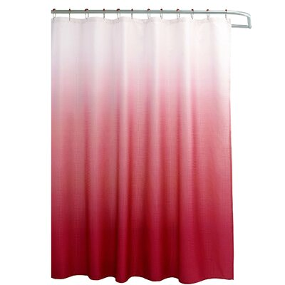 red shower curtains you 39 ll love wayfair. Black Bedroom Furniture Sets. Home Design Ideas