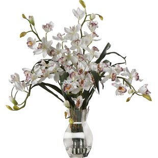 Famous White Orchid Arrangements | Wayfair TY96