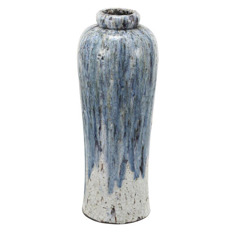 World Menagerie Terracotta Vase Reviews Wayfair