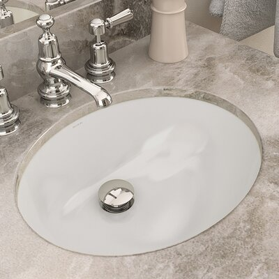 Oval Undermount Sinks You Ll Love Wayfair